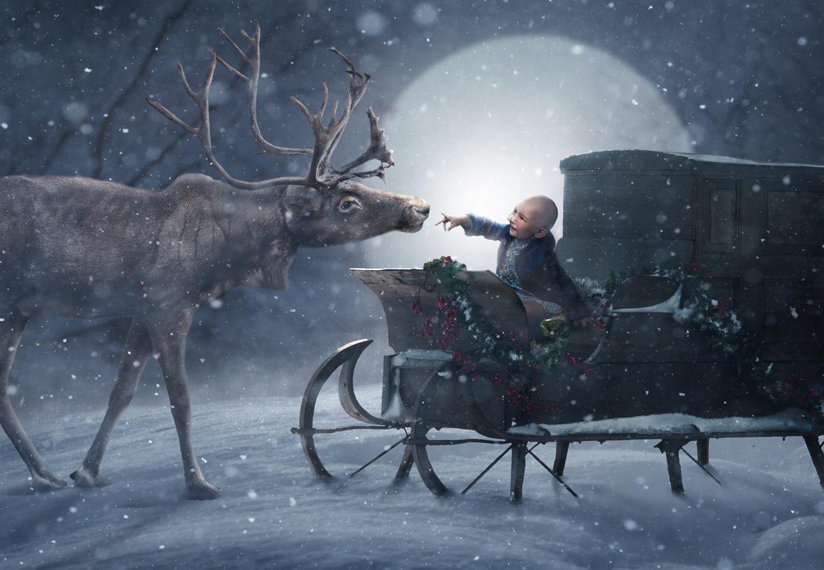 © édité par Ben Shirk / Christmas Wish Project