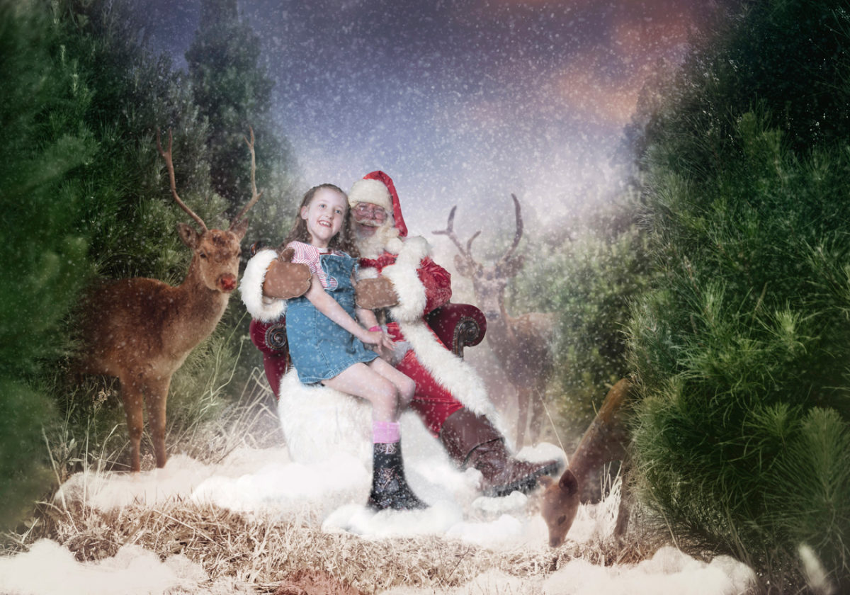 © édité par Mandy Smith et Karen Alsop / Christmas Wish Project