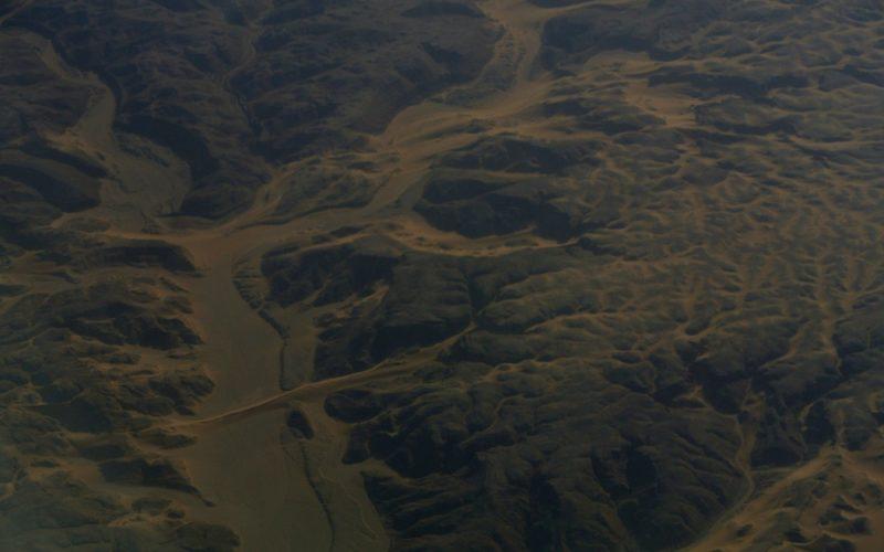 Affronter le désert © Fanie