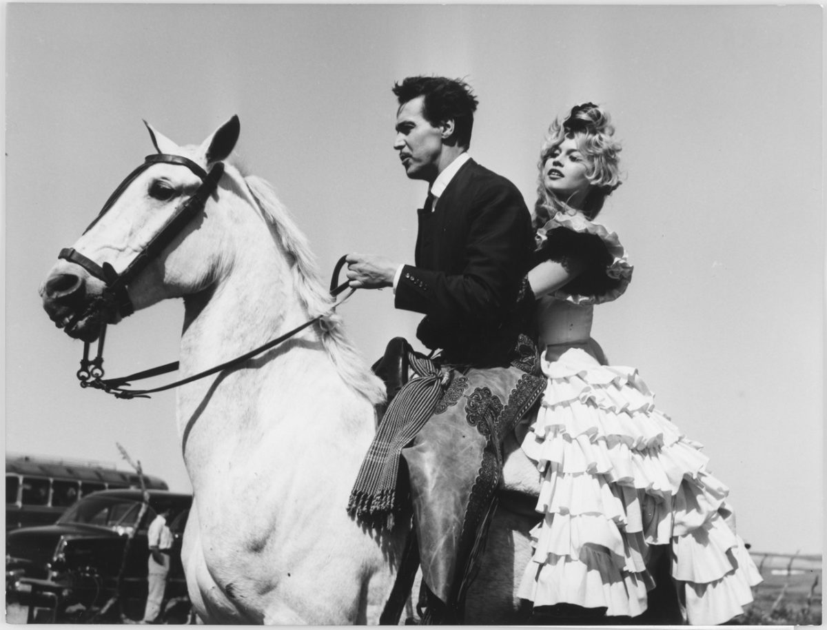 © Fondation Pathé, 1959 Société Nouvelle Pathé Cinema Dear Film Gray Film