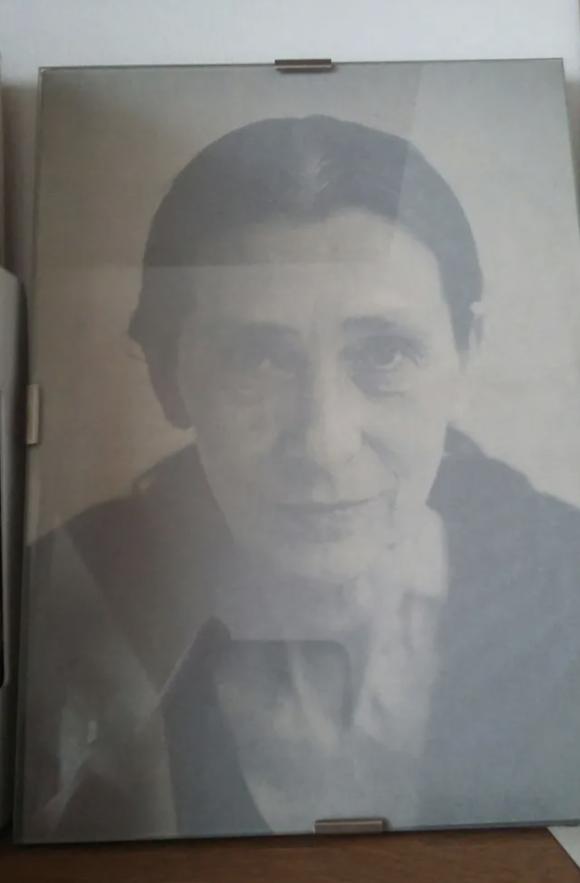 Le portrait de Pina Baush : Sophie Daull