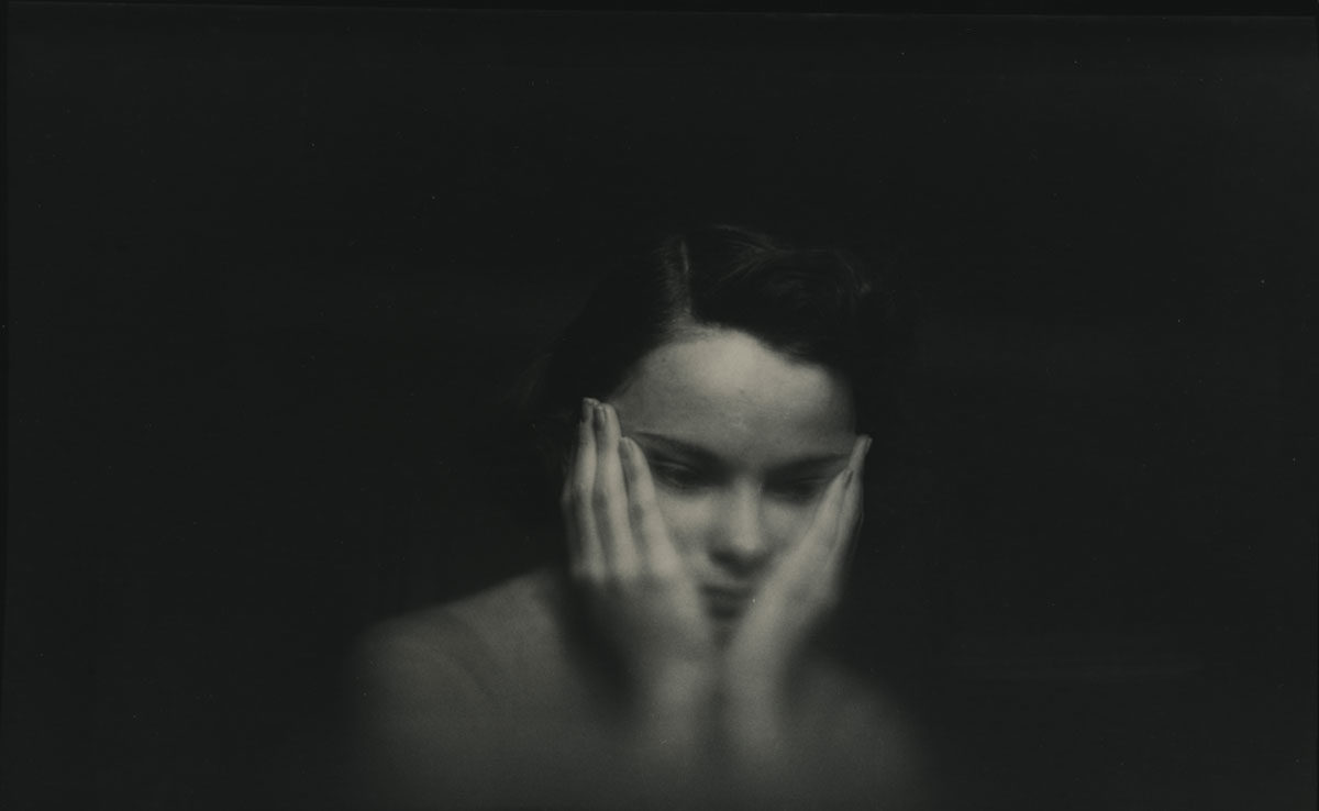© Saul LEITER Foundation Courtesy Howard Greenberg Gallery