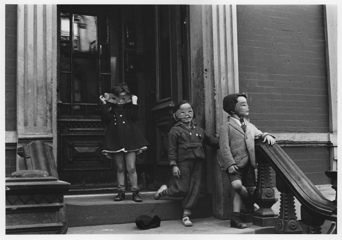 © Helen LEVITT Film Documents LLC.