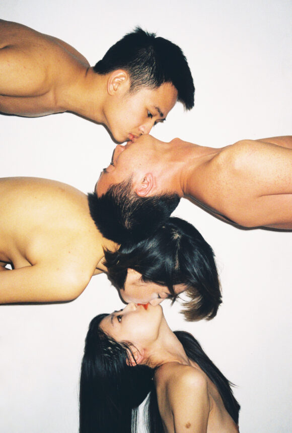 © Courtesy of Estate of Ren Hang and OstLicht Galler y