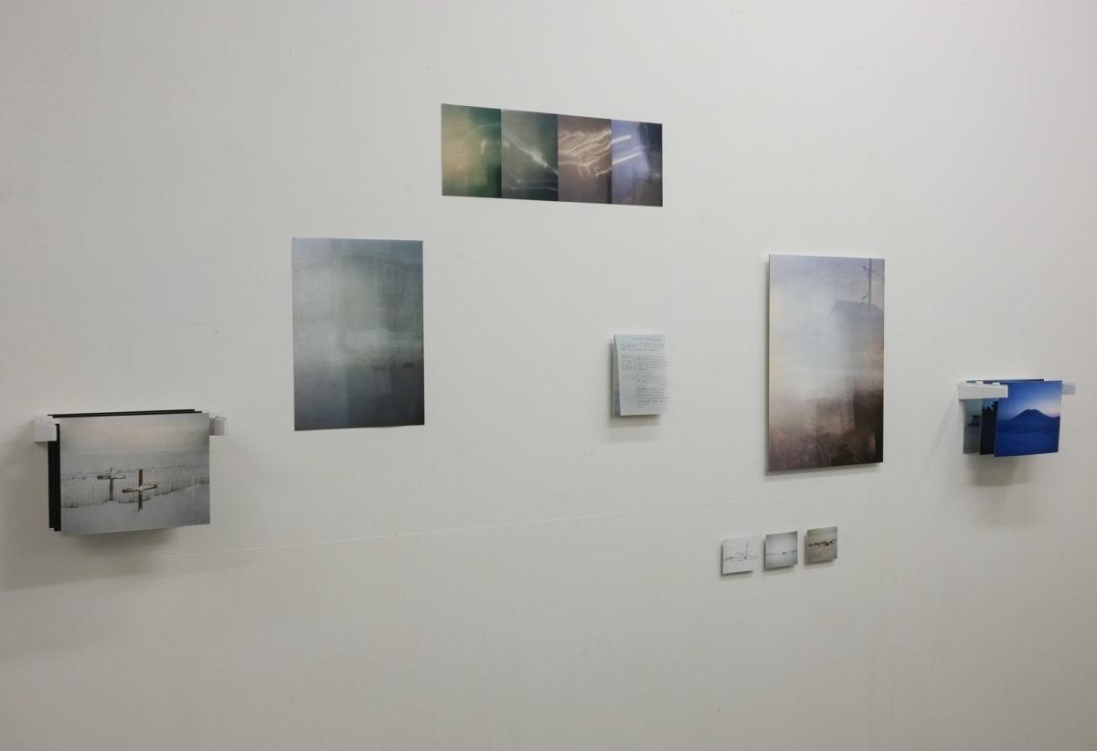 Vu d'installations - Teo Béche