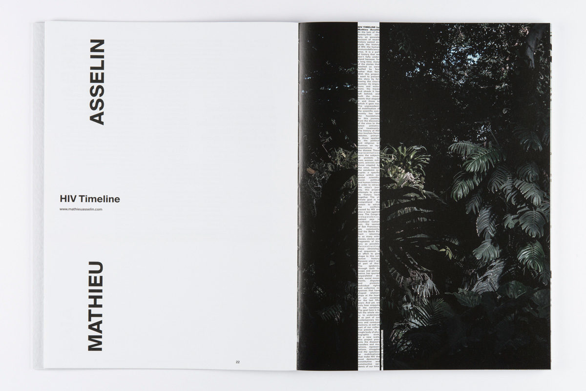 © Prix Élysée, page de Mathieu Asselin