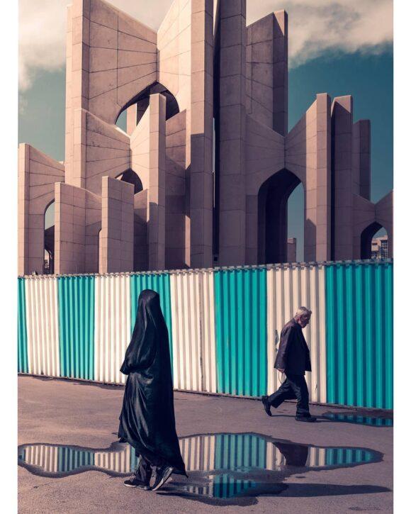 © Masoud Mirzaei / Instagram