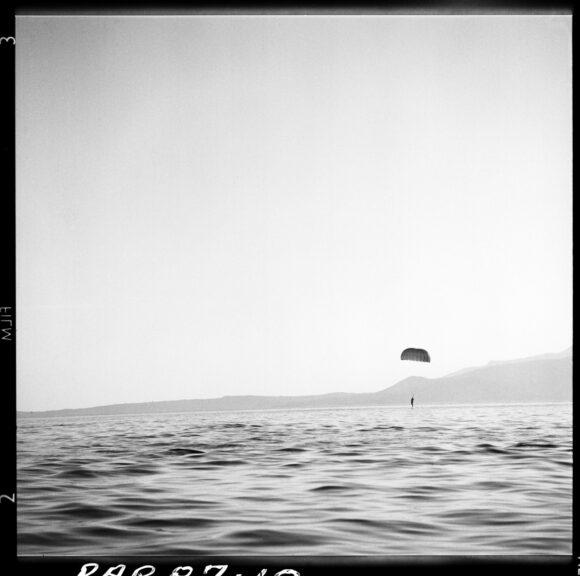 Entrainement du 1er CHOC à Calvi (juillet à septembre 1962) © Raymond Depardon