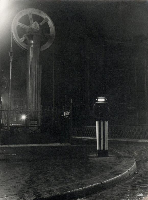 Nicolas N. Yantchevsky, Pont levant de la rue de Crimée, Paris, 1950-1956