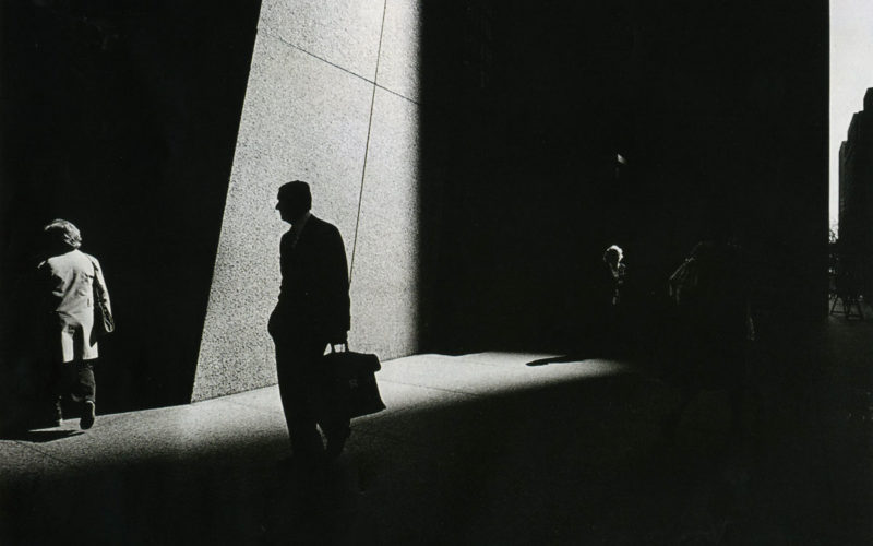 © The Estate of Ray Metzker : Courtesy Howard Greenberg Gallery