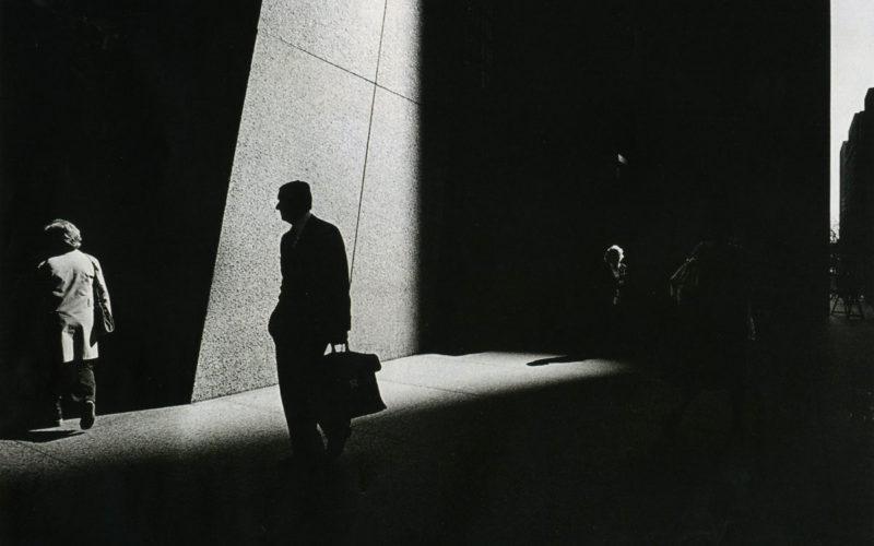 © The Estate of Ray Metzker : Courtesy Howard Greenberg Gallery