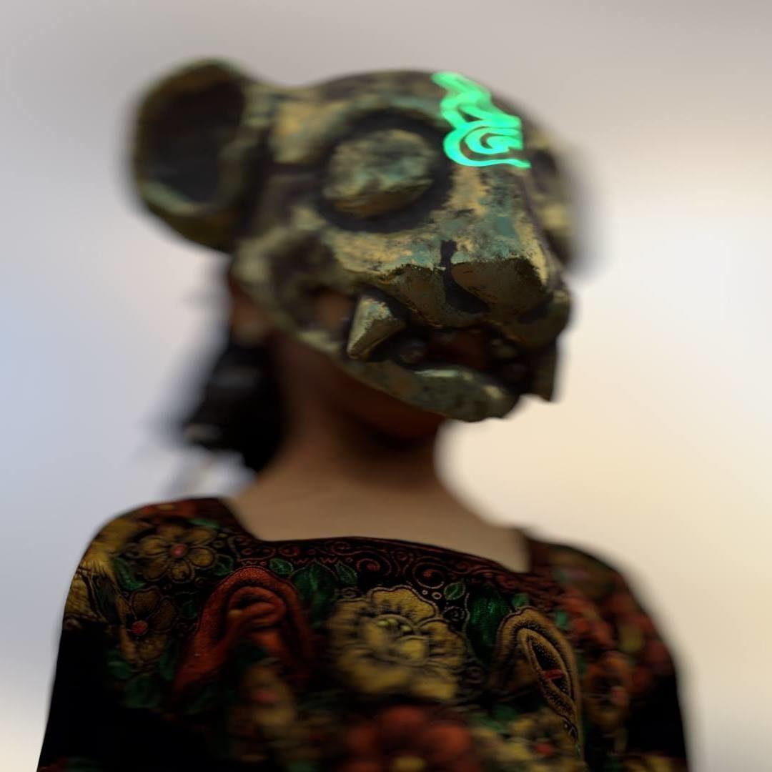 Dreams of the Jaguar's Daughter © Alfredo Salazar Caro