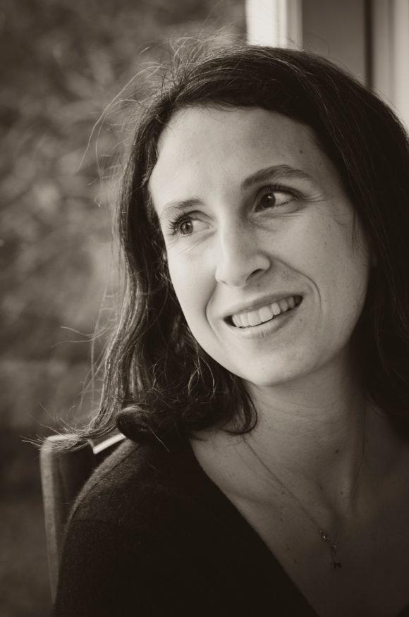 Agnès Benichou © Hubert Moiselet