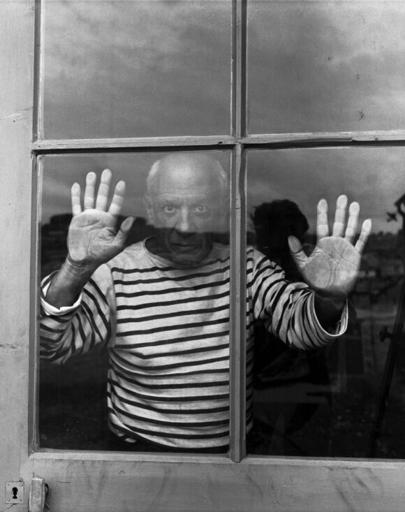 © Robert Doisneau : Gamma Rapho Robert Doisneau, Vegap, Barcelona, 2019 © Succession Pablo Picasso, VEGAP, Madrid 2019