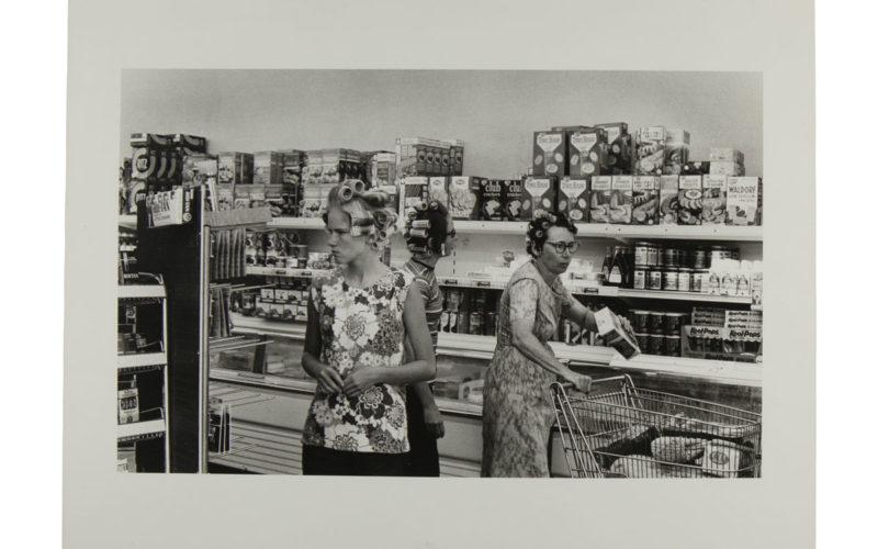 Abigail Heyman, Supermarché, 1971 © Abigail Heyman