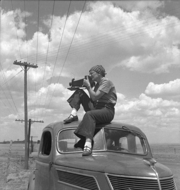© Dorothea Lange / The Dorothea Lange Collection, Courtesy of The Oakland Museum of California