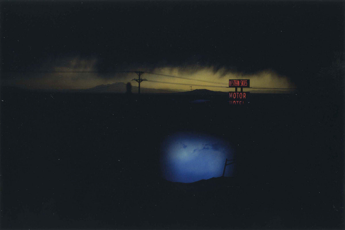 © Ernst Haas Estate Courtesy Les Douches la Galerie, Paris