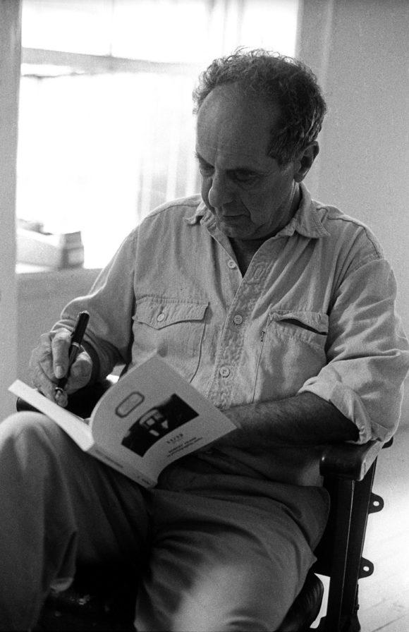 Robert Frank © Gilles Mora