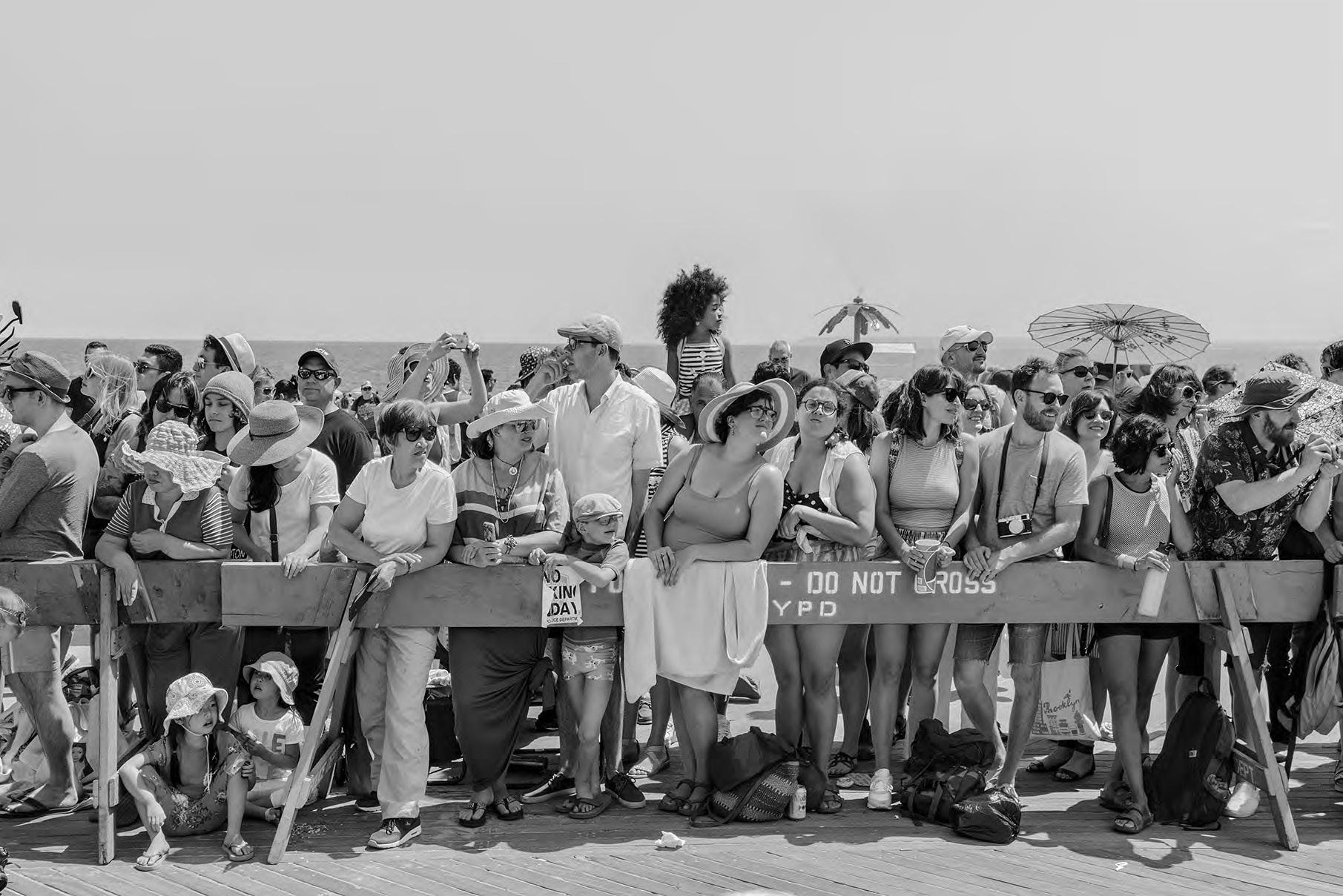 George Georgiou : « Americans Parade »