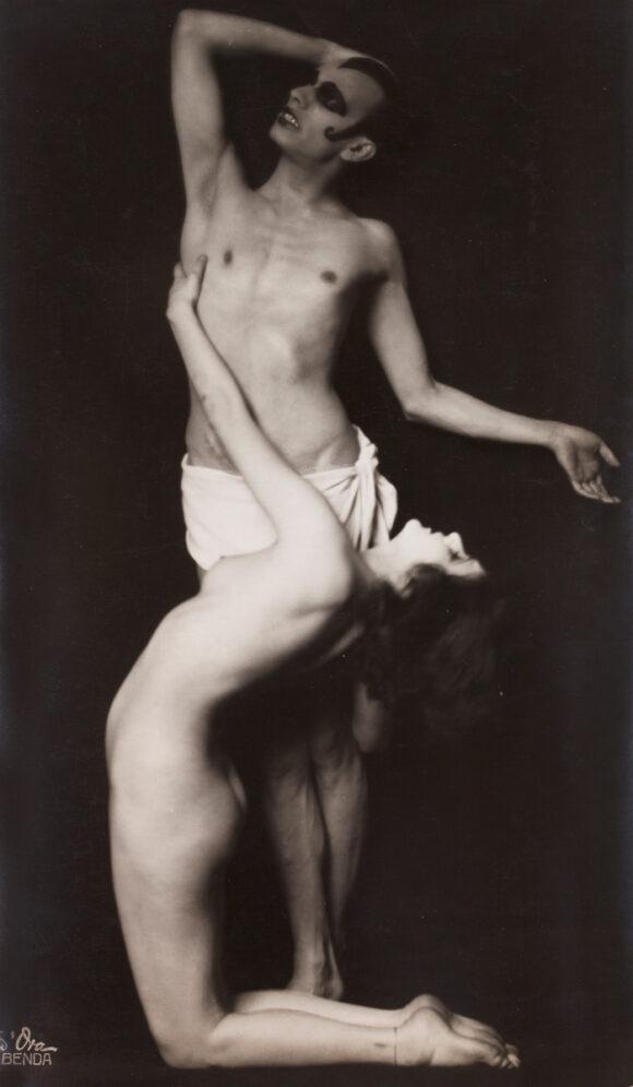 Dora Kallmus - Arthur Benda