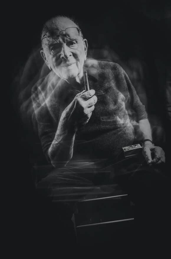 Frank Horvat par © M. Zhong