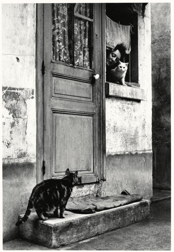 © Sabine Weiss