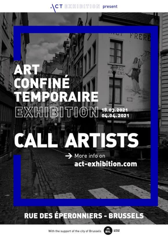 Act-Exhibition Affiche
