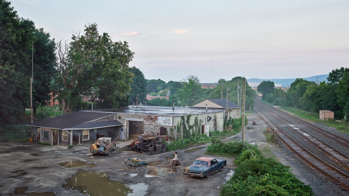 © Gregory Crewdson / Courtesy Templon, Paris-Brussels