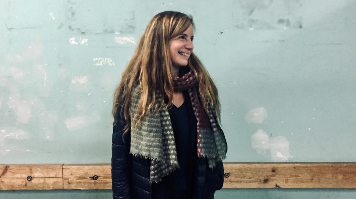 Sylvie Hugues élue correspondante à l'Académie des beaux-arts