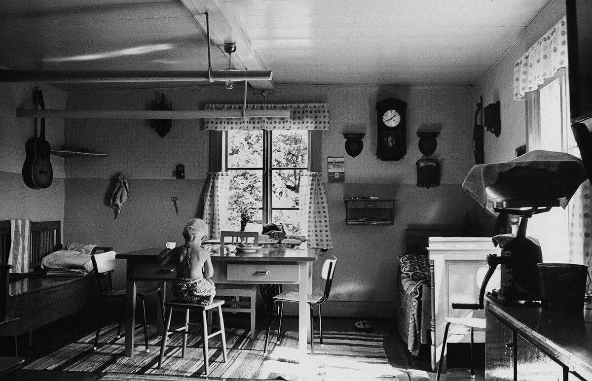 Mémoires suédoises © Sune Jonsson / Västerbottens Museum