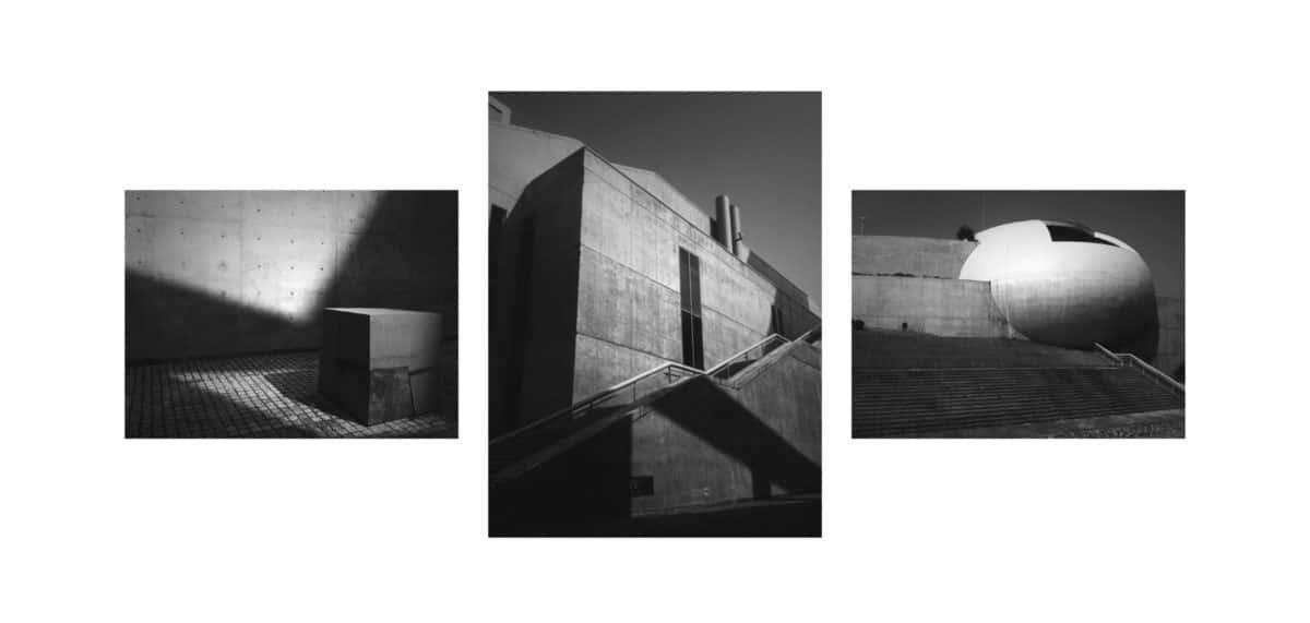 Nagaragawa Convention Center - Gifu © Philippe Séclier © Tadao Ando Architect & Associates