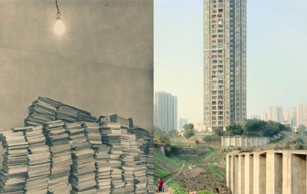Montage Prix HSBC pour la photographie © Aassmaa Akhannouch & Cyrus Cornut