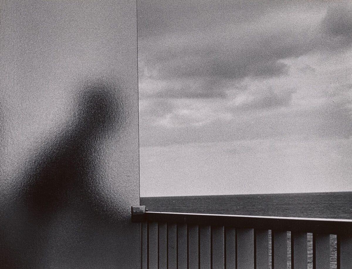 André Kertesz 1er janvier 1972 à la Martinique / © BnF - Département des Estampes et de la photographie © Rmn-Grand Palais - Gestion droit d'auteur