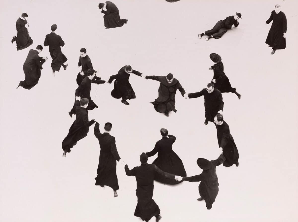Mario Giacomelli, Je n'ai pas de main qui me caresse le visage / © BnF - Département des Estampes et de la photographie © Archivio Mario Giacomelli - Simone Giacomelli