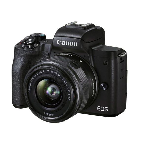 1 - Canon EOS M50 Mark II