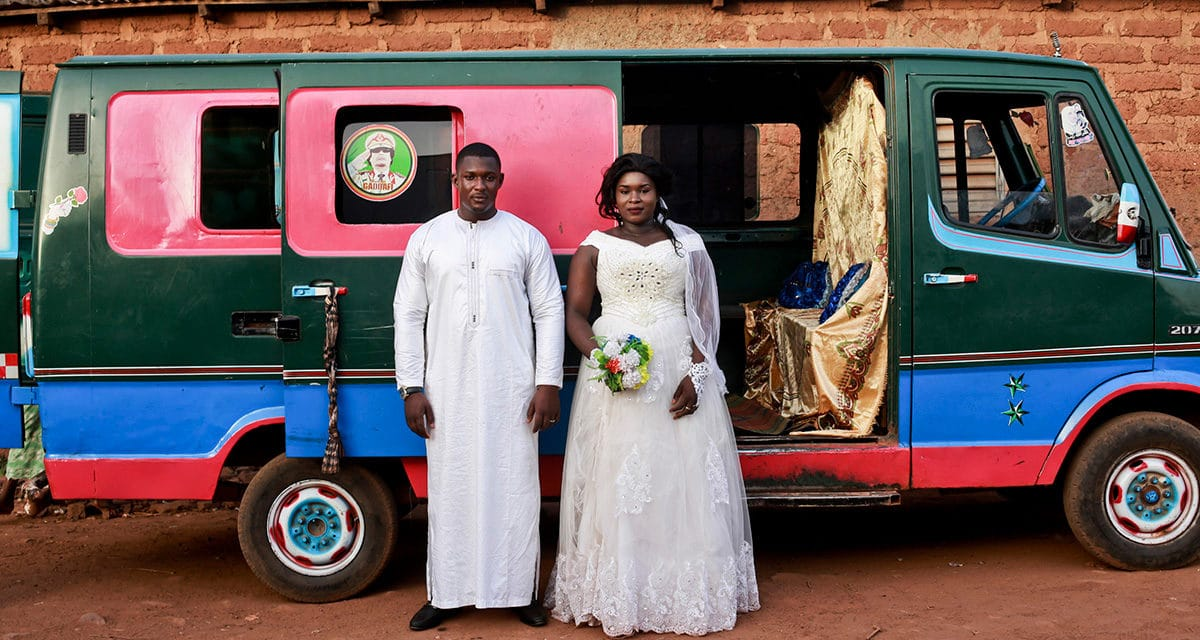 © Fatoumata Diabaté (Mali), À chacun son dimanche, 2019