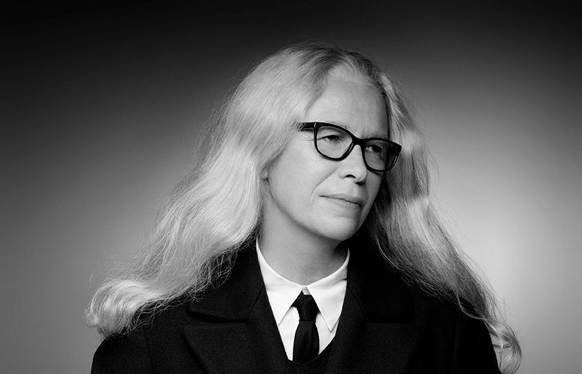 Dominique Issermann © Karl Lagerfeld