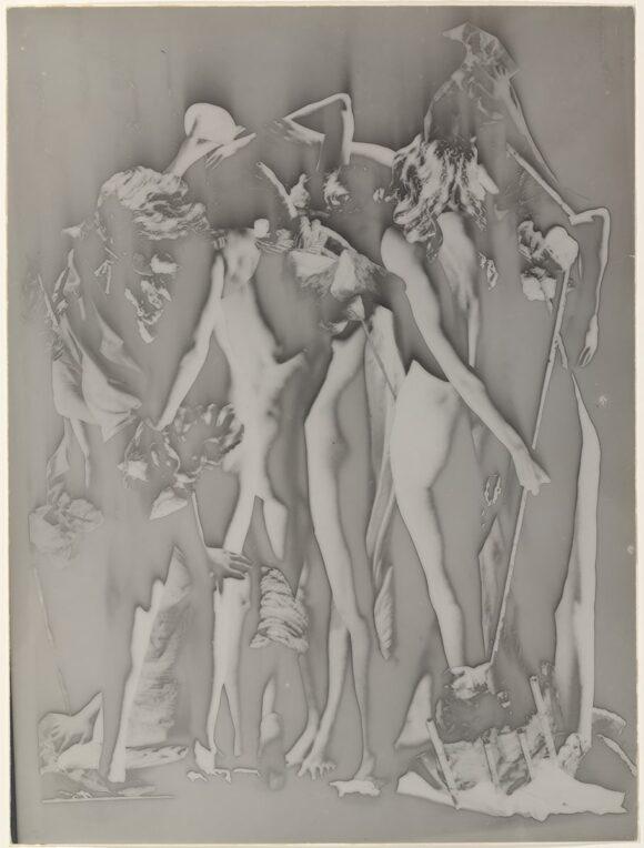 Raoul Ubac © The Museum of Modern Art, New York, 2021, pour l'image numérisée