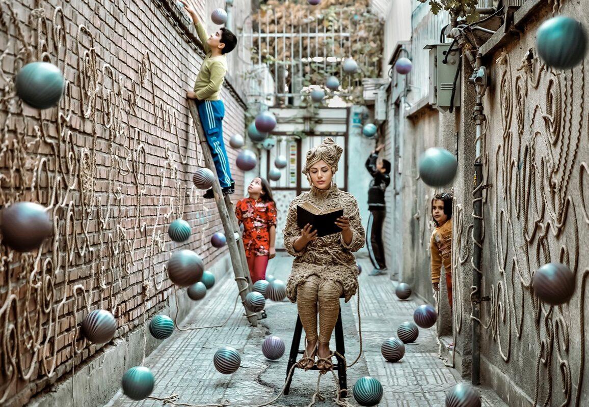 © Maryam Firuzi