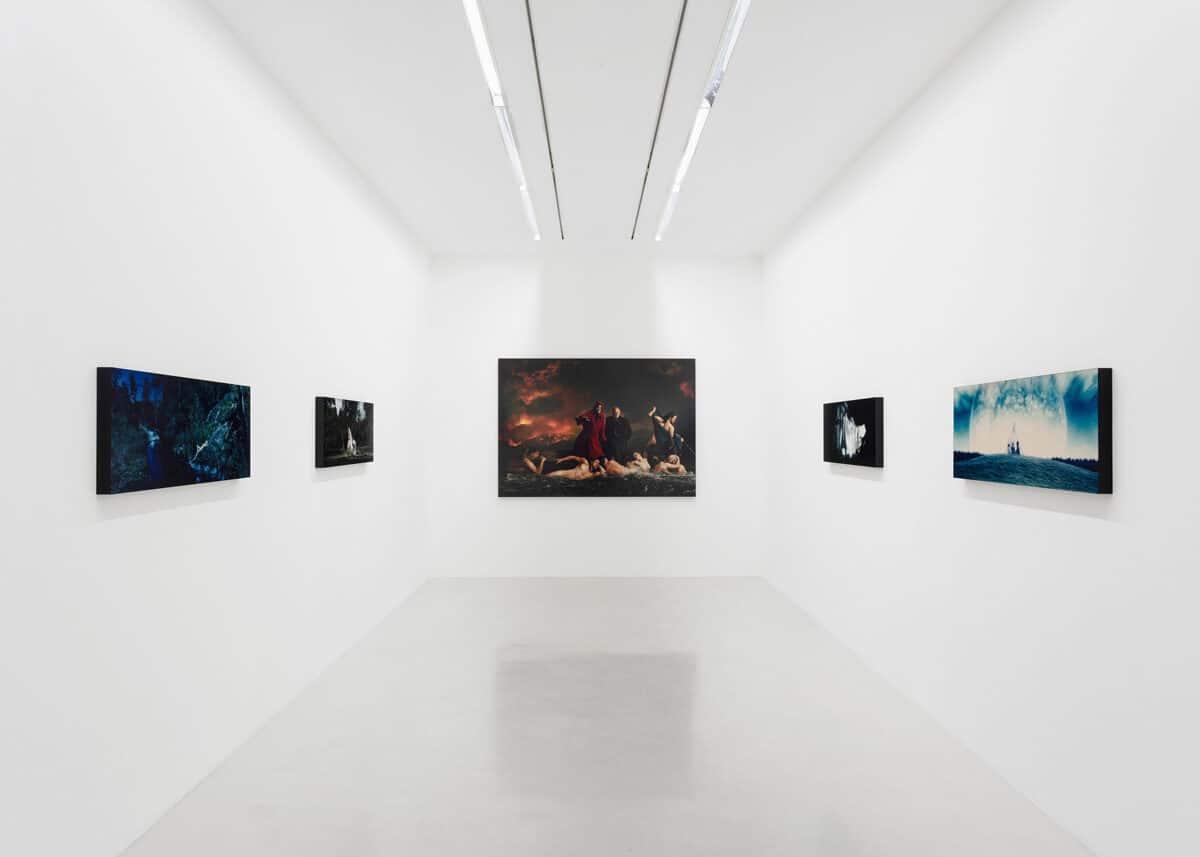 © Lars von Trier and Zentropa Entertainments - ART von Trier, Freeze Frame Gallery. Courtesy Perrotin